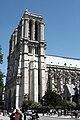 South tower of Notre-Dame de Paris, 2 June 2006.jpg