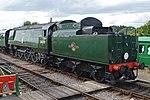 "Southern Railway Battle of Britain Class 4-6-2 '34070' ""Manston"" (28217711604).jpg"