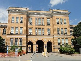 University of Massachusetts Lowell - Southwick Hall - University of Massachusetts Lowell