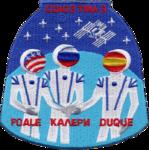 Soyuz TMA-3 Patch.png