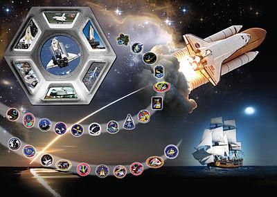 NASA Space Shuttle Endeavour Lands Safely