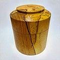 Spalted beech round box 2.jpg
