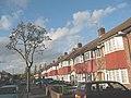 Sparrows Lane, New Eltham - geograph.org.uk - 1560498.jpg