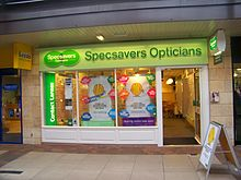0018362eec31 A branch of Specsavers in the Horsefair Centre in Wetherby