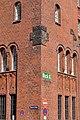 Speicherstadt (Hamburg-HafenCity).Block X.Schild.ajb.jpg