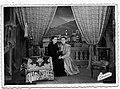 Spettacolo Le Sante di Lovere filodrammatica femminile oratorio di San Fruttuoso 1951 n2.jpg