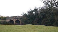 Spofforth Viaduct (19th March 2013) 001.JPG