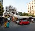 Sree Sree 108 Karunamoyee Kalimata Mandir - Lake Kalibari - 107-1 Southern Avenue - Kolkata 2015-02-15 5950-5951.TIF