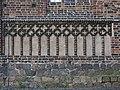 St.-Katharinenkirche Brandenburg brick tiling north side.jpg