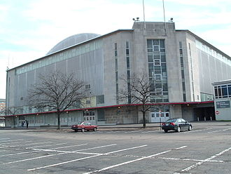 Ohio State Buckeyes men's basketball - St. John Arena