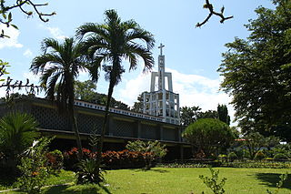 St. Joseph the Worker Chapel, Victorias Church in Negros Occidental, Philippines