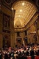 St. Peter's Basilica at the Vatican in Rome.jpg