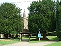 St Andrew's Church at Limpsfield Chart - geograph.org.uk - 41859.jpg