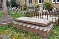 St Andrews's Church, Ham, grave of Sir Richard Owen (1804-1892).jpg