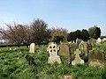 St Botolph's church - churchyard - geograph.org.uk - 773304.jpg