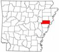 St Francis County Arkansas.png