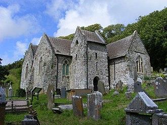 Ferryside - St Ishmael's Church