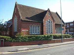 St Johns, Worcester - St John's Library