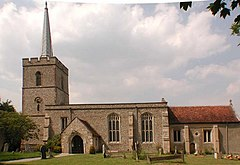 St John the Baptist, Cottered, Herts - geograph.org.uk - 355543.jpg