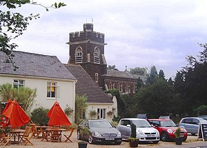 Steppingley - Image: St Lawrence, Steppingley geograph.org.uk 549550