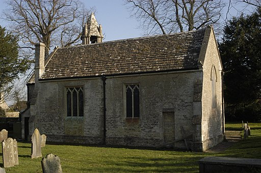 St Mary's Church, Acton Turville, Gloucestershire.
