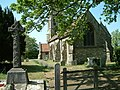 St Mary's Church, Widford - geograph.org.uk - 418438.jpg