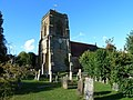 St Mary's Church Speldhurst Kent by Ruth Sharville.jpg