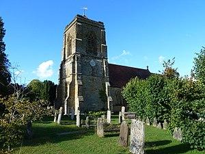 Speldhurst - St Mary's Church, Speldhurst
