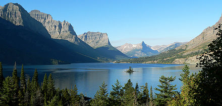 St. Mary Lake in Glacier National Park St Mary Lake.jpg