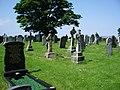 St Michael's Church, Cockerham, Graveyard - geograph.org.uk - 835518.jpg
