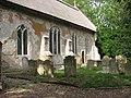 St Michael's church - churchyard - geograph.org.uk - 1345392.jpg