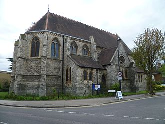 St Michael & All Angels, Enfield - St Michael and All Angels church