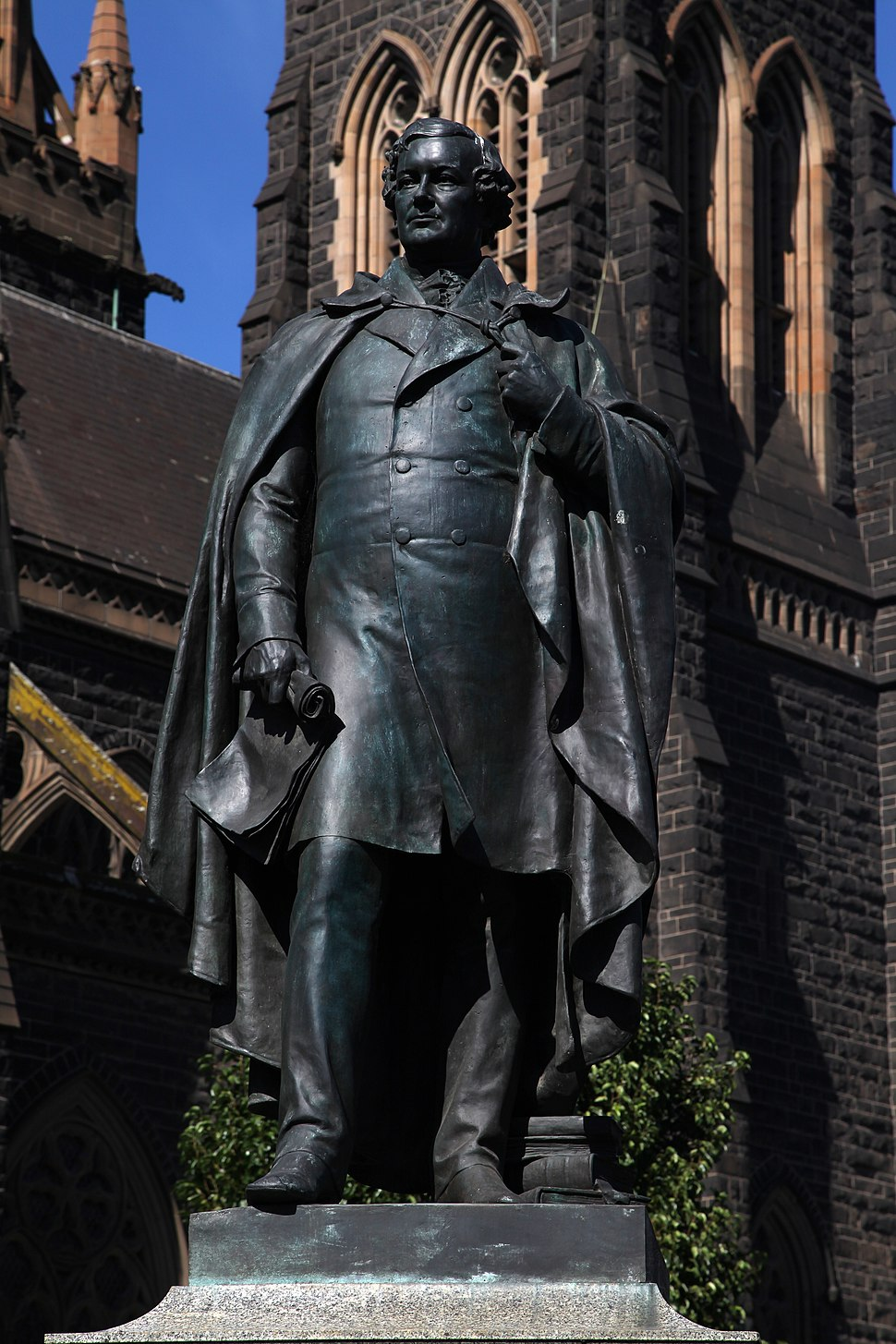 St Patricks Cathedral (Daniel O'Connell Statue)