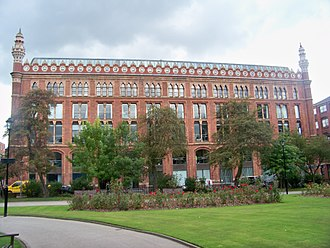 DAC Beachcroft - St Paul's House is home to DAC Beachroft's offices in Leeds.
