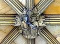 St Peter and St Paul, Cromer, Norfolk - Porch boss - geograph.org.uk - 1048451.jpg