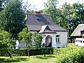 Staff house of Augustow lock 01.JPG