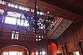 Stairway inside the Viceregal Lodge.JPG