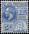 Stamp British Guiana 1913 5c.jpg