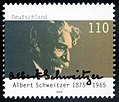 Stamp Germany 2000 MiNr2090 Albert Schweitzer.jpg