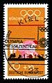 Stamps of Germany (BRD), Olympiade 1972, Ausgabe 1972, 20 Pf, Sonderstempel.jpg