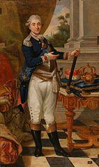 Portrait of Stanisław Augustus