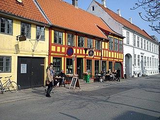 Klostergade - Image: Stardust Café