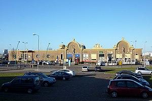 Vlissingen railway station - Station Vlissingen
