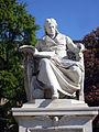 Statue of Wilhelm von Humboldt - Humboldt University - Berlin 02.JPG