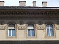 Stern house (1889). Heads (E). - 23 Teréz Boulevard, Budapest.JPG