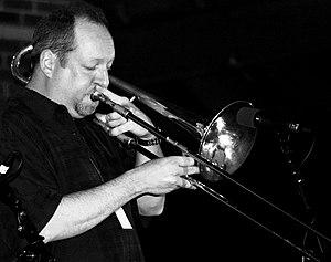 Steve Davis (trombonist) - Image: Steve Davis 4