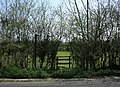 Stile at Barnhurst Farm - geograph.org.uk - 403056.jpg