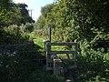 Stile near Thorpe Farm, Skendleby - geograph.org.uk - 554346.jpg