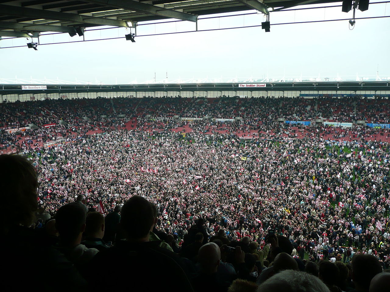 File:Stoke City Are Promoted To The Premier League, 2008