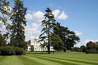Stoke Park, Buckinghamshire - Image: Stoke Park Club, Stoke Poges geograph.org.uk 94821